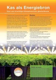 Kas als Energiebron - Energiek2020