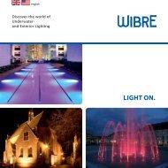 Light On. English - Wibre