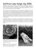 Spring 2007 issue - Clwyd-Powys Archaeological Trust - Page 3