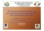 Petrophysical Evaluation of Albian age gas bearing ... - Inkaba.org