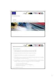 EUREWA – European Intermodal Rail Serving the East ... - Tranzit