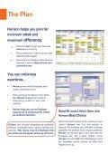Rota Horizon Brochure - Thinking Software - Page 4