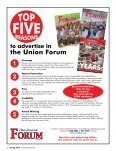 The Union Forum Spring 2013 - FFAW - Page 4