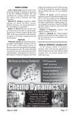 March Issue - Philadelphia Local Section - American Chemical Society - Page 5