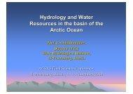 PDF, 4.2 MB - Arctic Climate System Study
