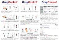 DrugControl© DrugControl© DrugControl© - ulti med Products