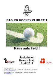 Junioren-News April 2012 A4 Web - Basler HC