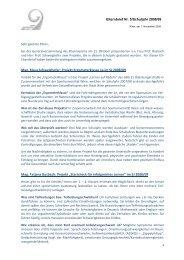 Elternbrief Nr. 5 - 7. November 2008 (PDF)