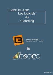 Les logiciels du e-learning LIVRE BLANC - ManpowerGroup