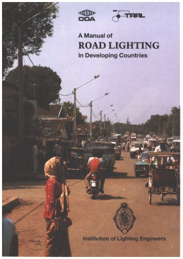 Road lighting in developing countries - Transport for Development