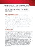 Brochure sur le stockage évolutif - Imation - Page 6