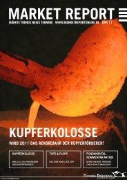 KUPFERKOLOSSE - Hanseatic Brokerhouse