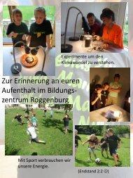 Folie 1 - Ulrich-Schiegg-Schule