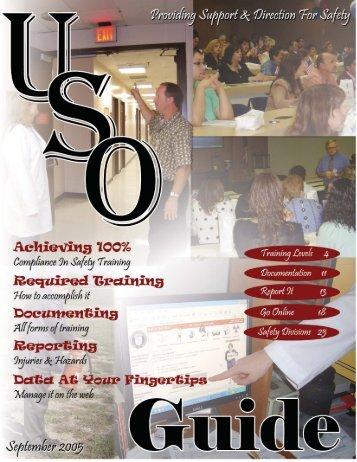USO Guide - Lubbock - Texas Tech University Health Sciences Center