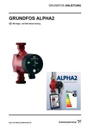 anleitung grundfos alpha2