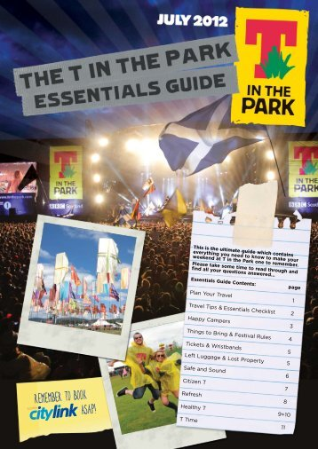 Here's - T in the Park