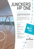 Junckers HP ONE (Sport) - Page 2