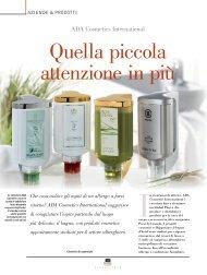 ADA Cosmetics International - prima