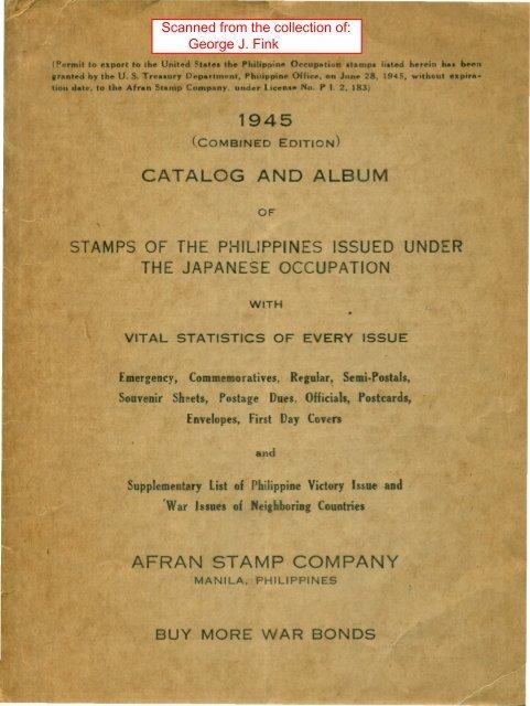 AFRAN STAMP COMPANY
