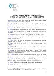 Decret llei 1/2010, de 26 de març, de mesures urgents relatives a ...