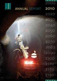 Posiva Annual Report 2010