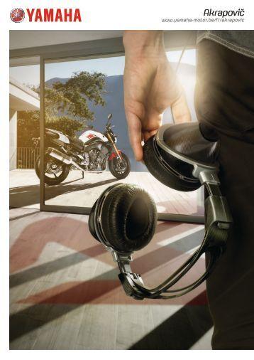 Akrapovič - Yamaha Motor Europe