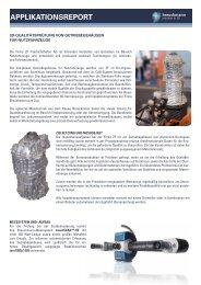 3D-Qualitätsprüfung von Getriebegehäusen für Nutzfahrzeuge