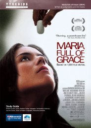Maria Full of Grace Study Guide - Routes Into Languages