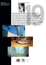 19the international legal regime of the high seas and the seabed ...