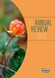Annual Review - Swedish Chamber of Commerce in The Netherlands