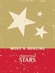 Christmas Stars Die schönsten Geschenke zu ... - Merz & Benzing