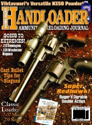 Handloader 246 - Wolfe Publishing Company