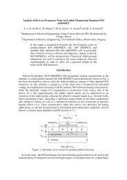 Analysis of the Low-Frequency Noise in Graded-Channel and ...