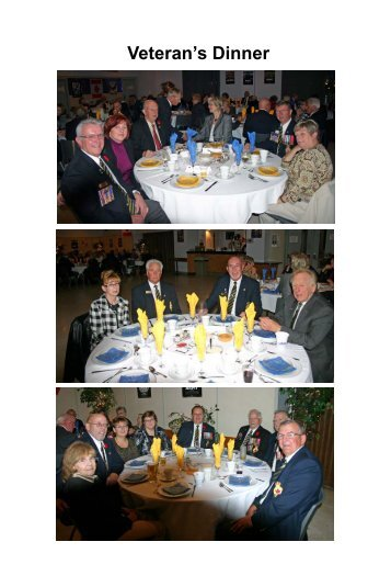 Pages 29-32 - The Royal Canadian Legion - Branch 322 - Ajax