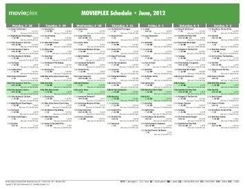 encore mystery june 2009 schedule starz