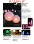 Sample Lux Catalog - The Lux Productions - Page 4