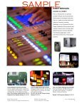 Sample Lux Catalog - The Lux Productions - Page 5