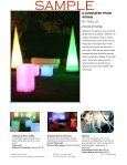 Sample Lux Catalog - The Lux Productions - Page 7