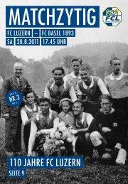 Ausgabe 3 - FC Luzern