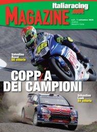 Valentino Rossi 68 vittorie Sébastien Loeb 44 vittorie - Italiaracing