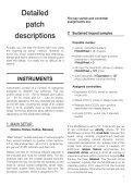 String Essentials software - Page 7