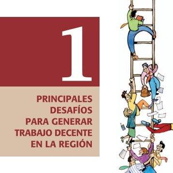 Capítulo I - OIT en América Latina y el Caribe