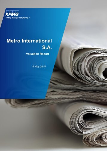 [Final] MISA Valuation Report_2015.05.04