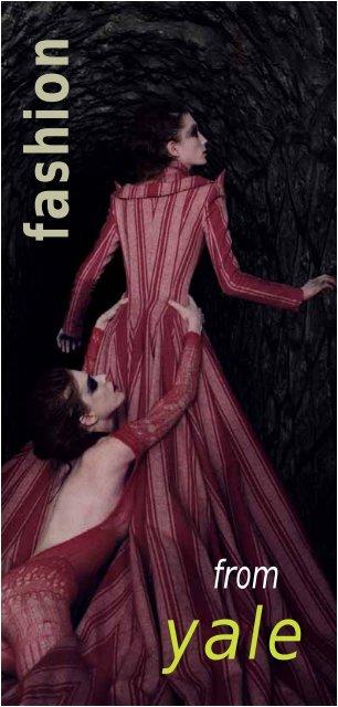 Yale Fashion Catalogue 2008 - Yale University Press