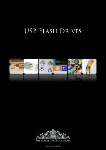 USB Flash Drives - The Marketing Boulevard