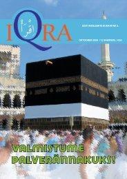 Iqra kuukiri nr.3 - Islam