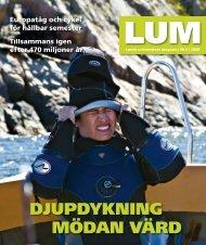 LUM nr 6 - 18 juni (PDF, 3MB, Nytt fönster) - Humanekologi Lunds ...