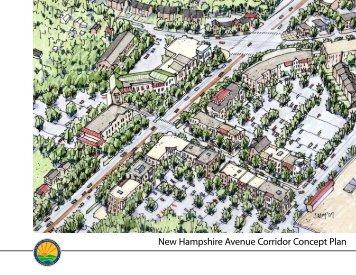 New Hampshire Avenue Corridor Concept Plan - the NewAve.com