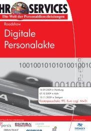 Digitale Personalakte - escriba