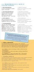 Prezzi skipass - Seilbahnen Sulden - Page 3